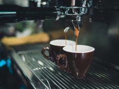 lekkere koffie op kantoor